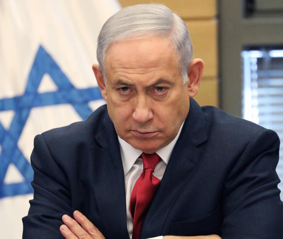 Abuso de confianza, soborno y fraude, cargos contra Netanyahu
