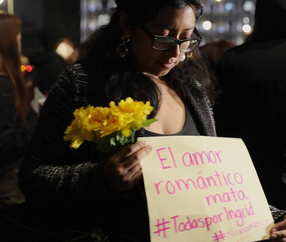 Las mujeres rompen el silencio en México por continuos feminicidios