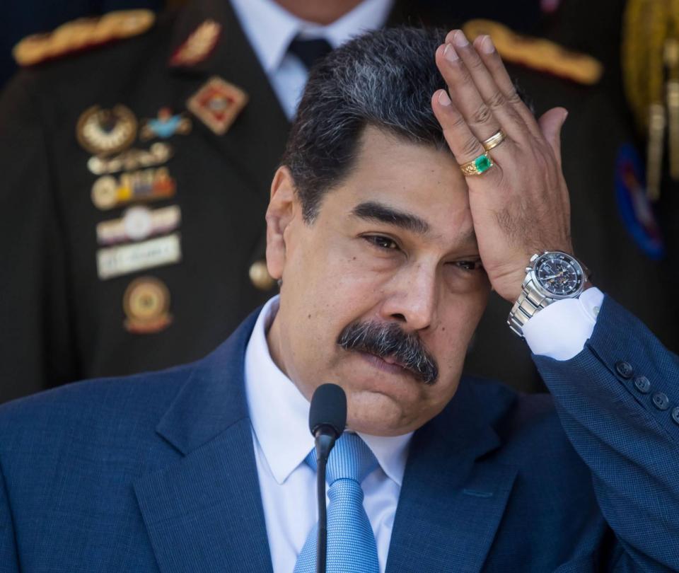 Venezuela tilda de 'espectáculo fraudulento' a conferencia de donantes