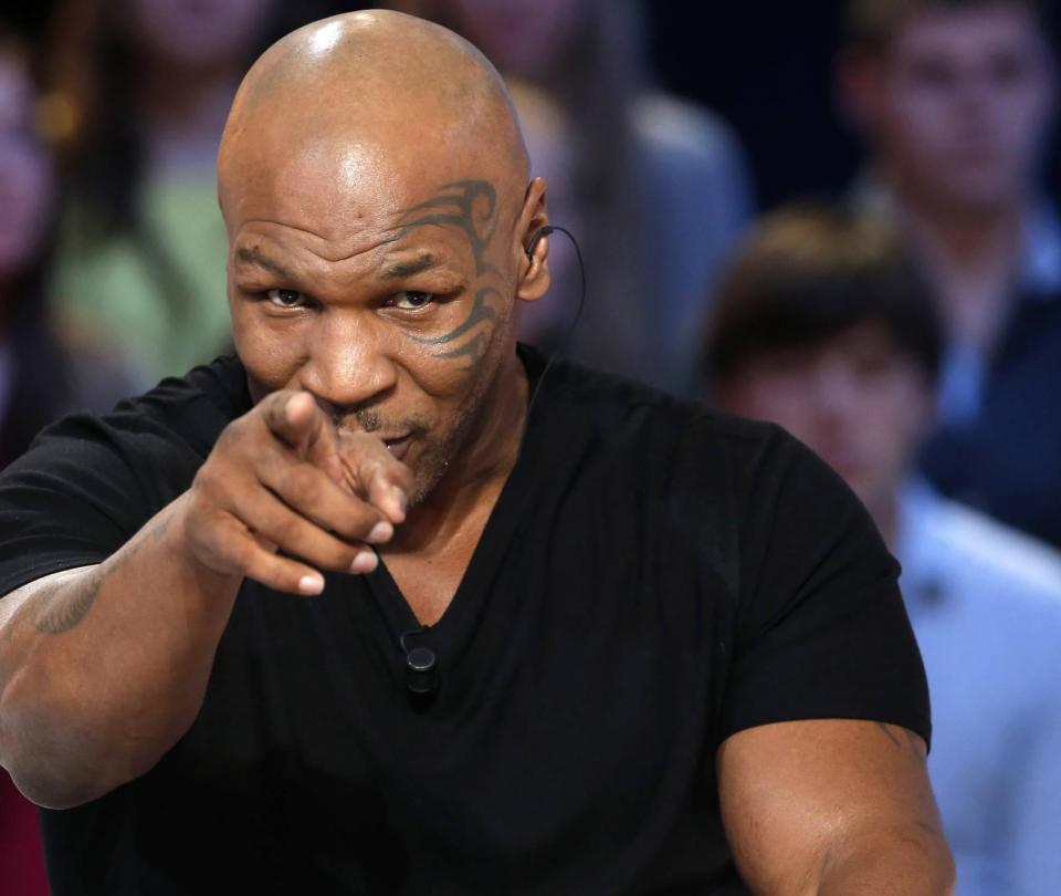 Vuelve Mike Tyson: esta es la programación de TV para su retorno