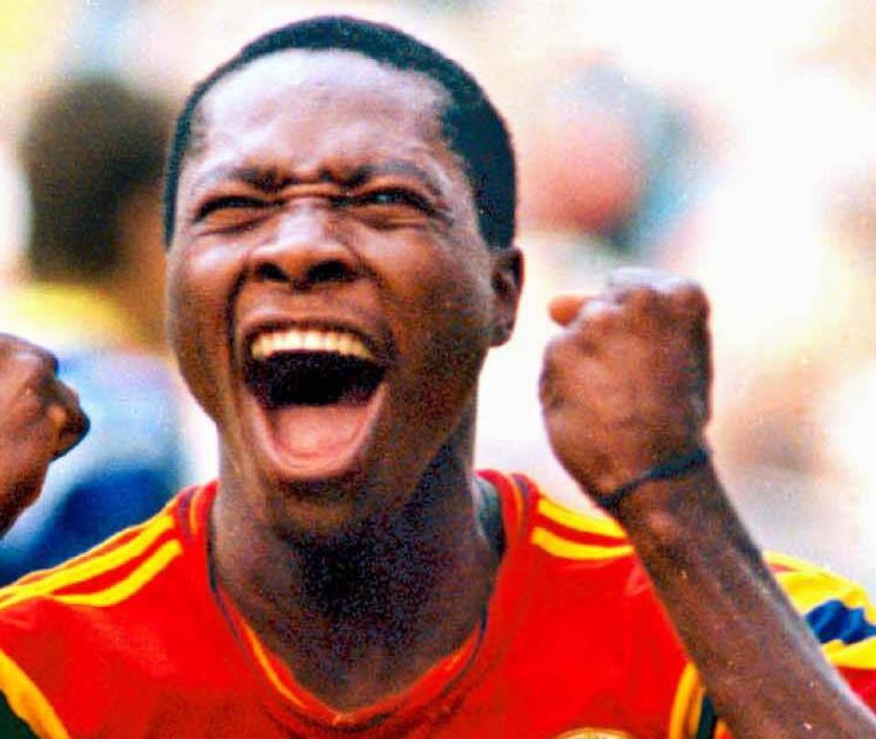 Así se narró hace 30 años el gol de Freddy Rincón a Alemania