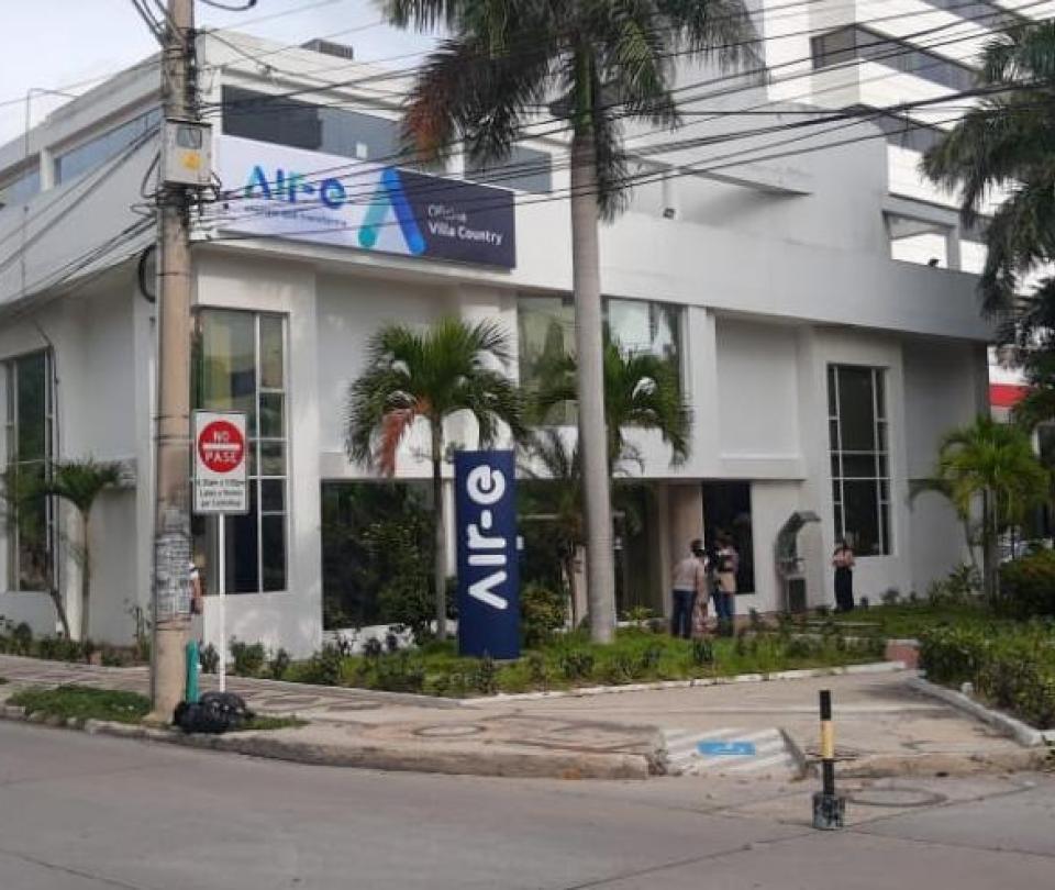 Aire y Afinia ya manejan el servicio de energía en la costa