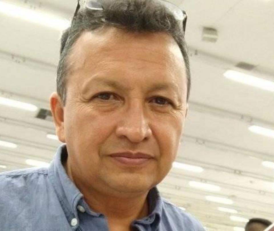 ¿Quién era el líder de Colombia Humana que fue asesinado en Popayán?