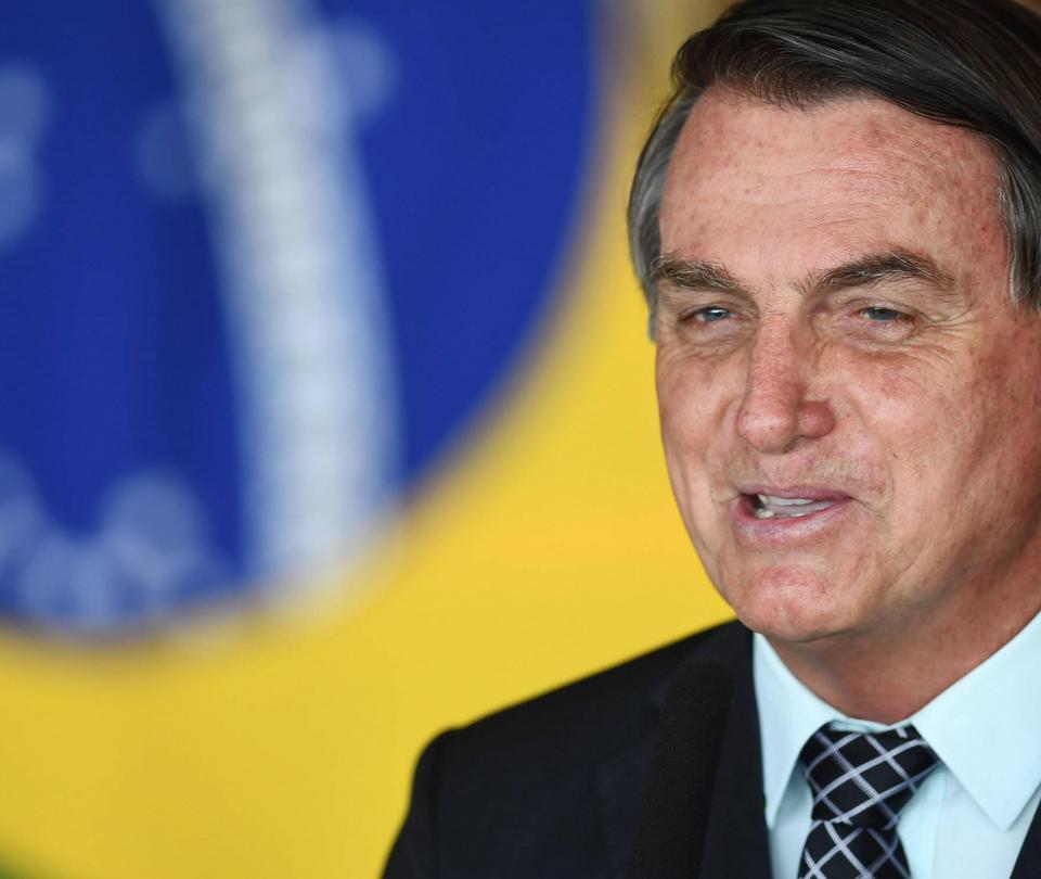 Covid: Bolsonaro vetará proyecto sobre 'certificado de inmunización'