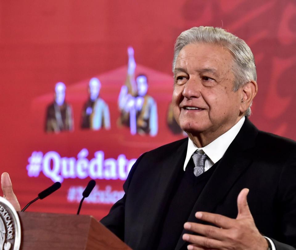 Dos años de presidencia de López Obrador: así va el gobierno mexicano