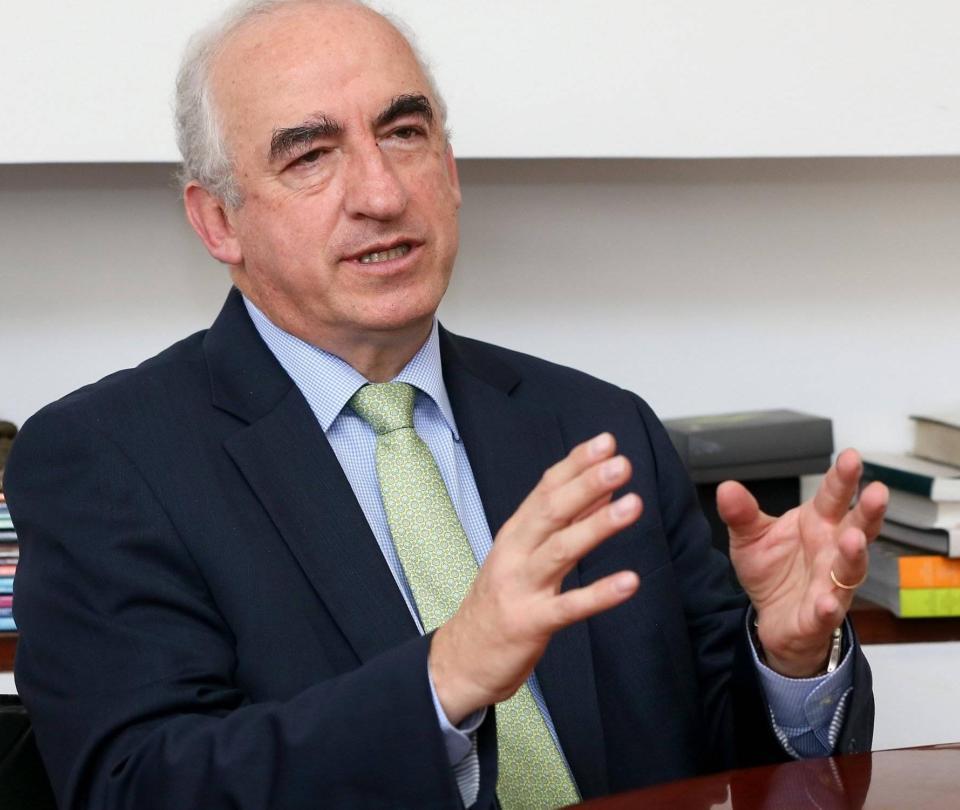 'Banco de la República hará lo necesario para que inflación baje': Villar