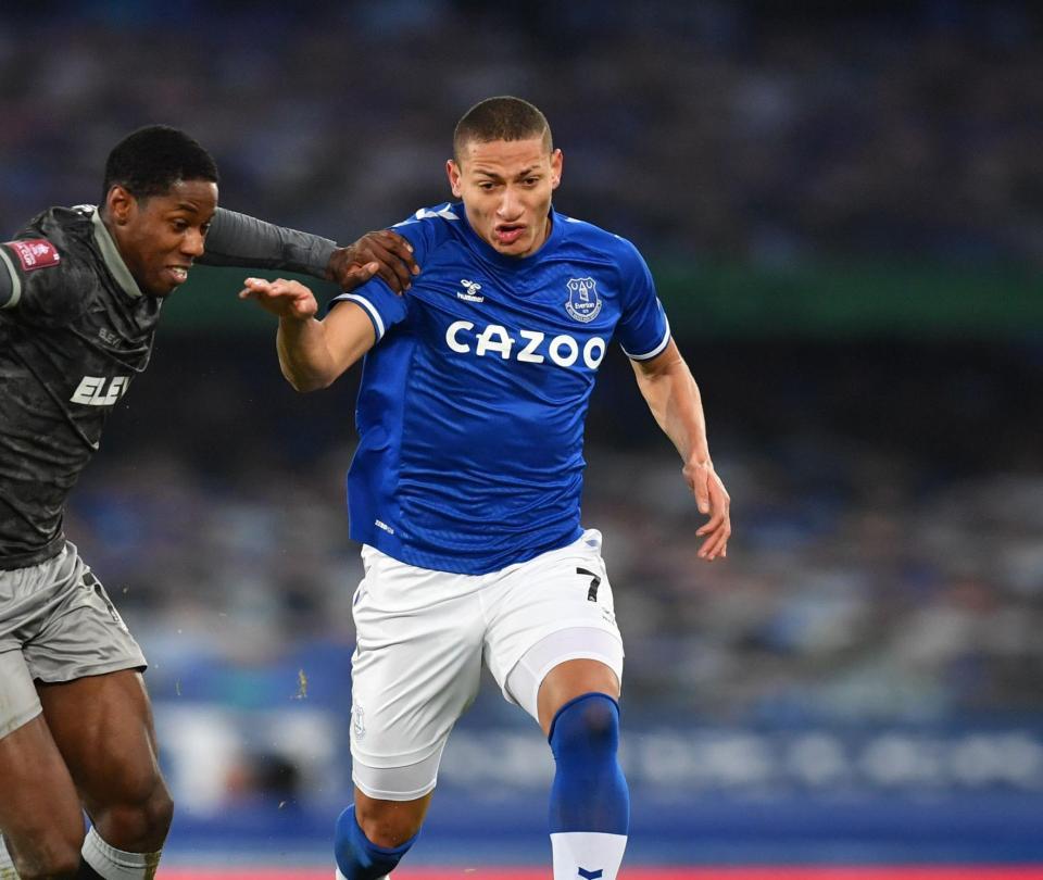 EN VIVO: siga acá el minuto a minuto de Everton vs. Sheffield