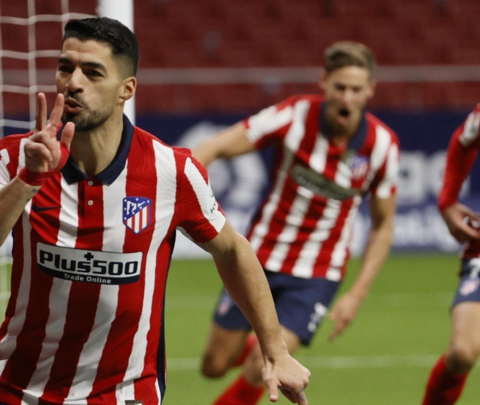 Suárez y Joao Félix agigantan al Atlético de Madrid