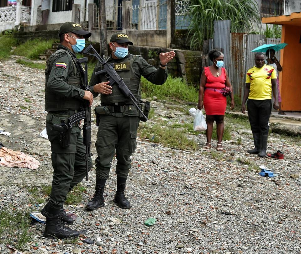 Asesinaron a menor frente a un colegio en Buenaventura