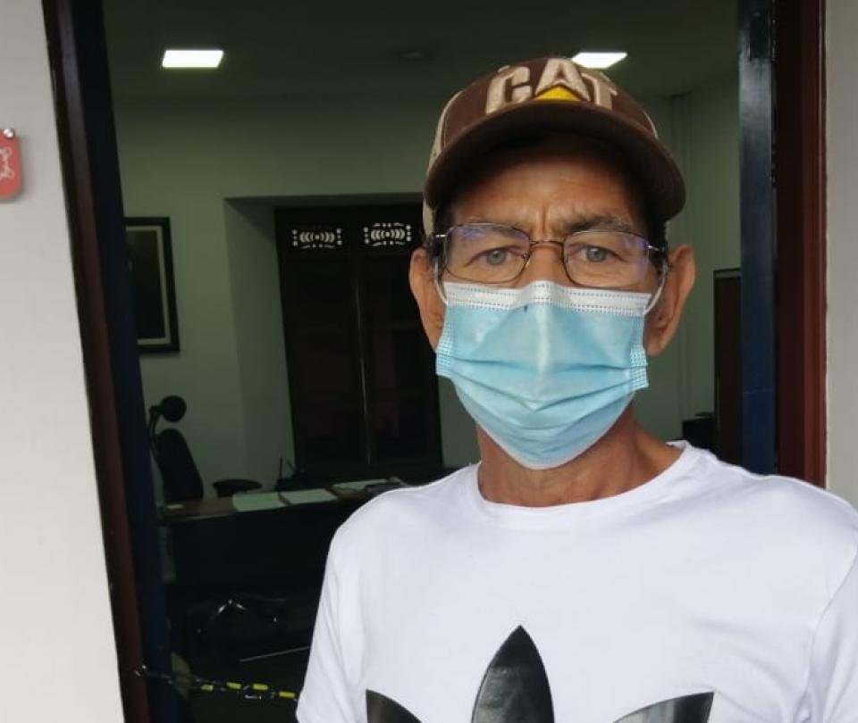 Ciudadano extranjero denuncia que fue víctima de secuestro extorsivo