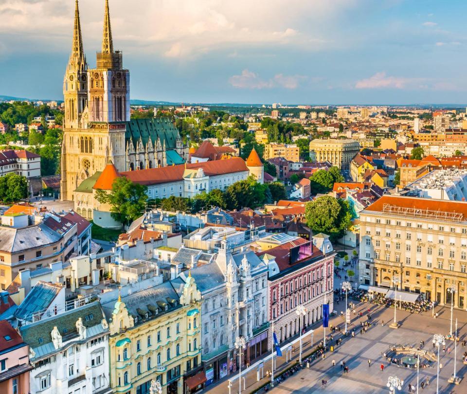Qué posibilidades de estudio tiene Croacia para los colombianos
