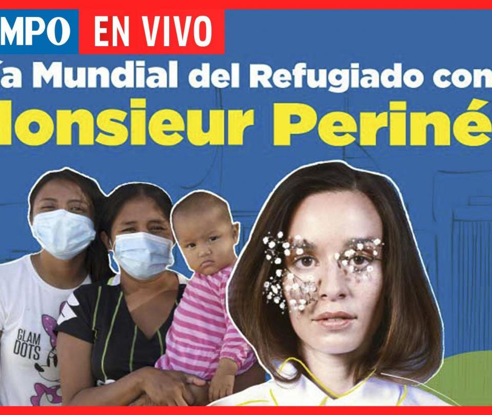Acnur conmemora el Día Mundial del Refugiado