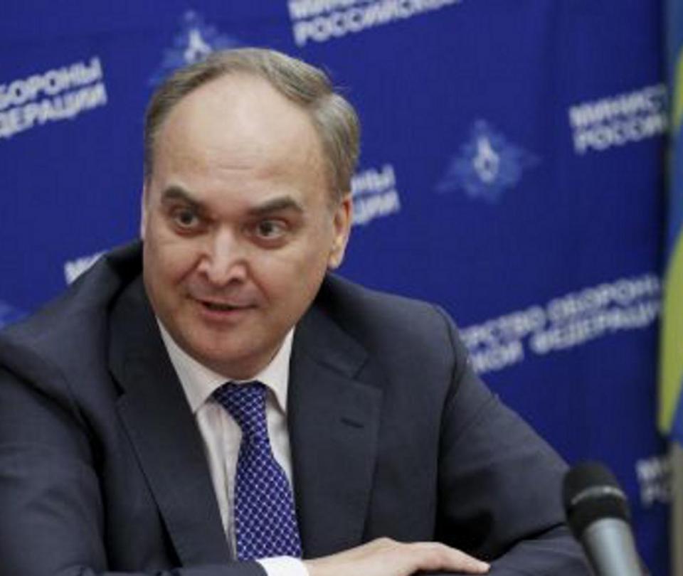 Embajador ruso regresa a EE. UU.
