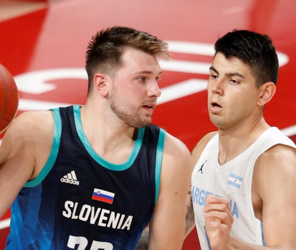 Juegos Olímpicos: escándalo por fiesta de Luka Doncic en la villa