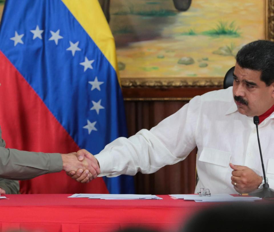 La alta esfera del chavismo comienza a verse acorralada en Venezuela