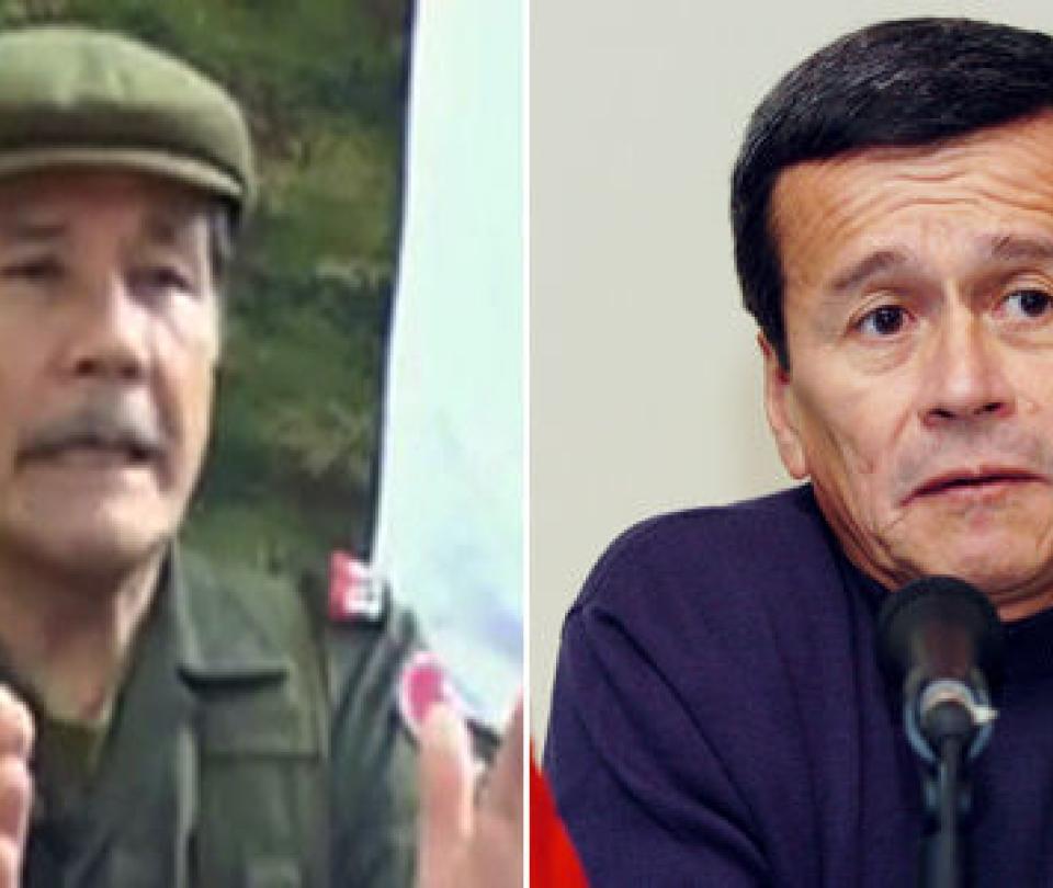 Otra orden de captura contra cúpula del Eln por asesinato de 3 ex-Farc