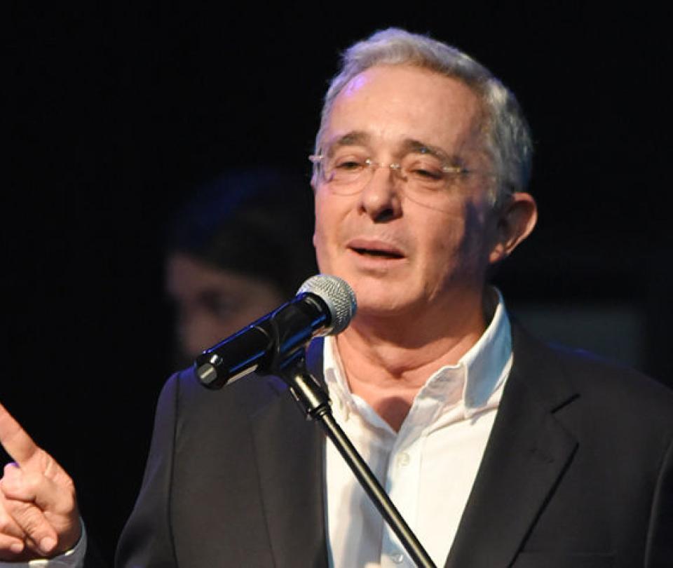 'En mi caso no hay justicia sino ánimo persecutorio': Uribe