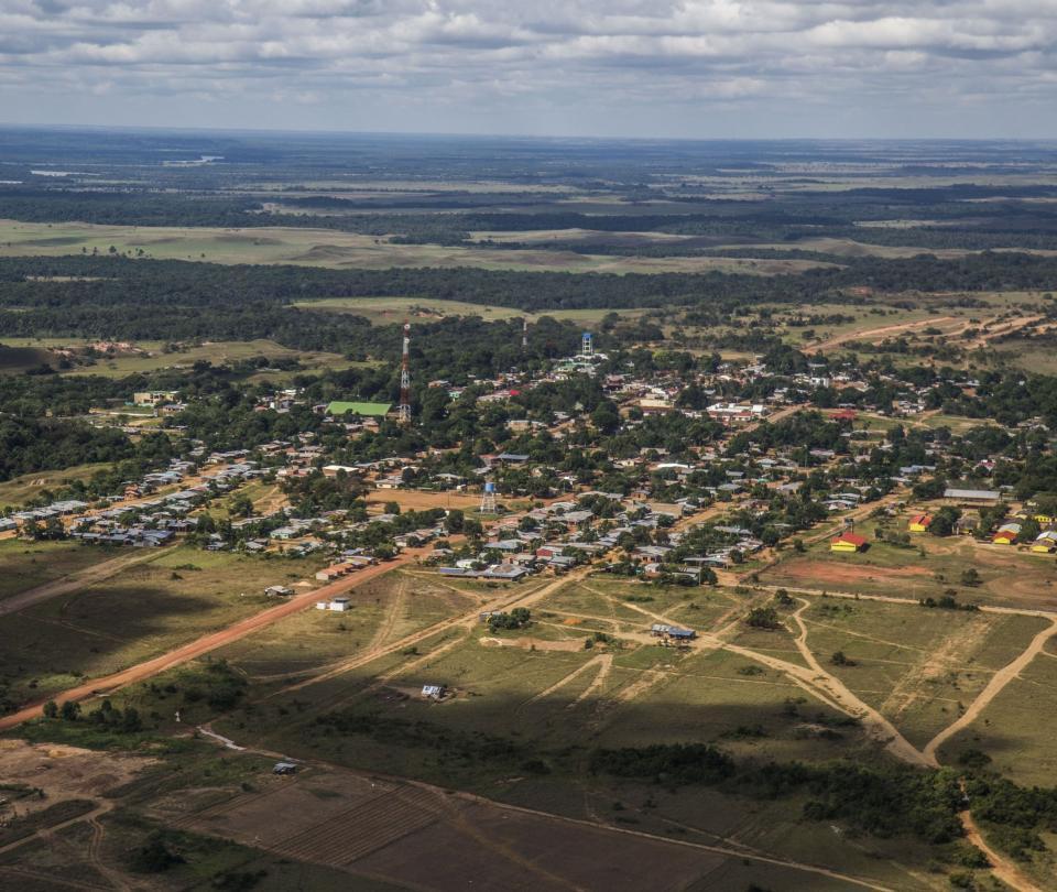 Lo difícil de vivir en Cumaribo, el municipio más grande de Colombia