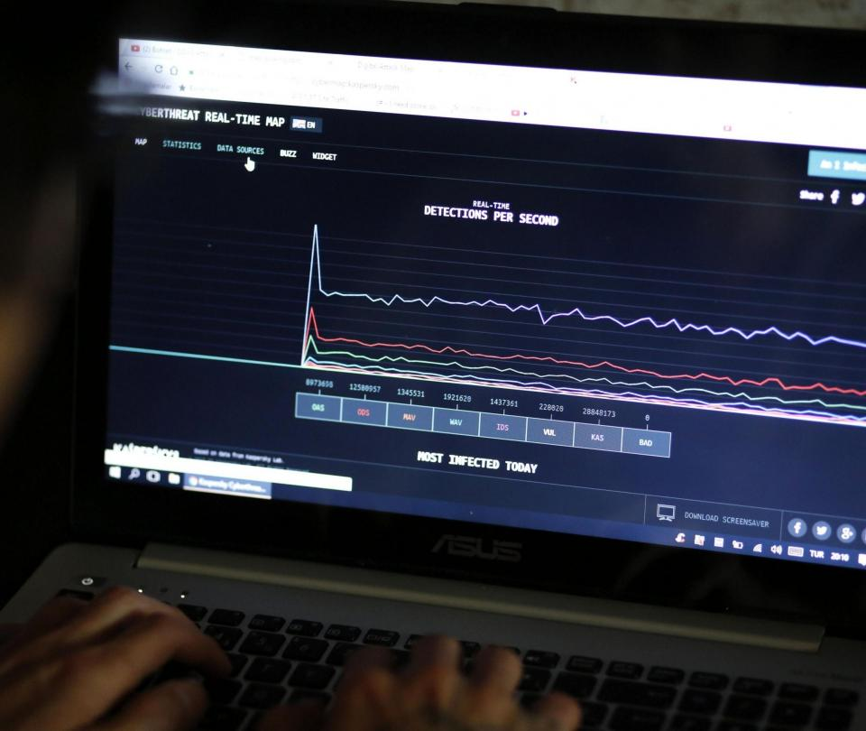 Colombia sufrió 42 billones de intentos de ciberataques en 3 meses