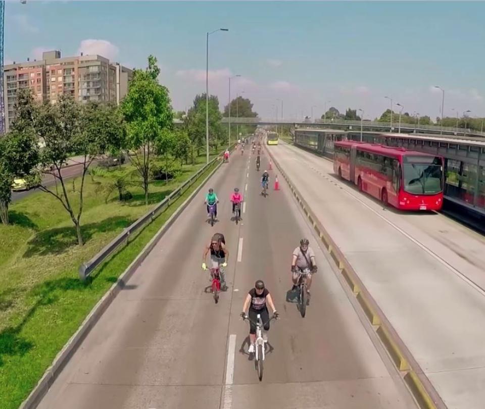 Este domingo no habrá ciclovía en Bogotá por jornada de elecciones