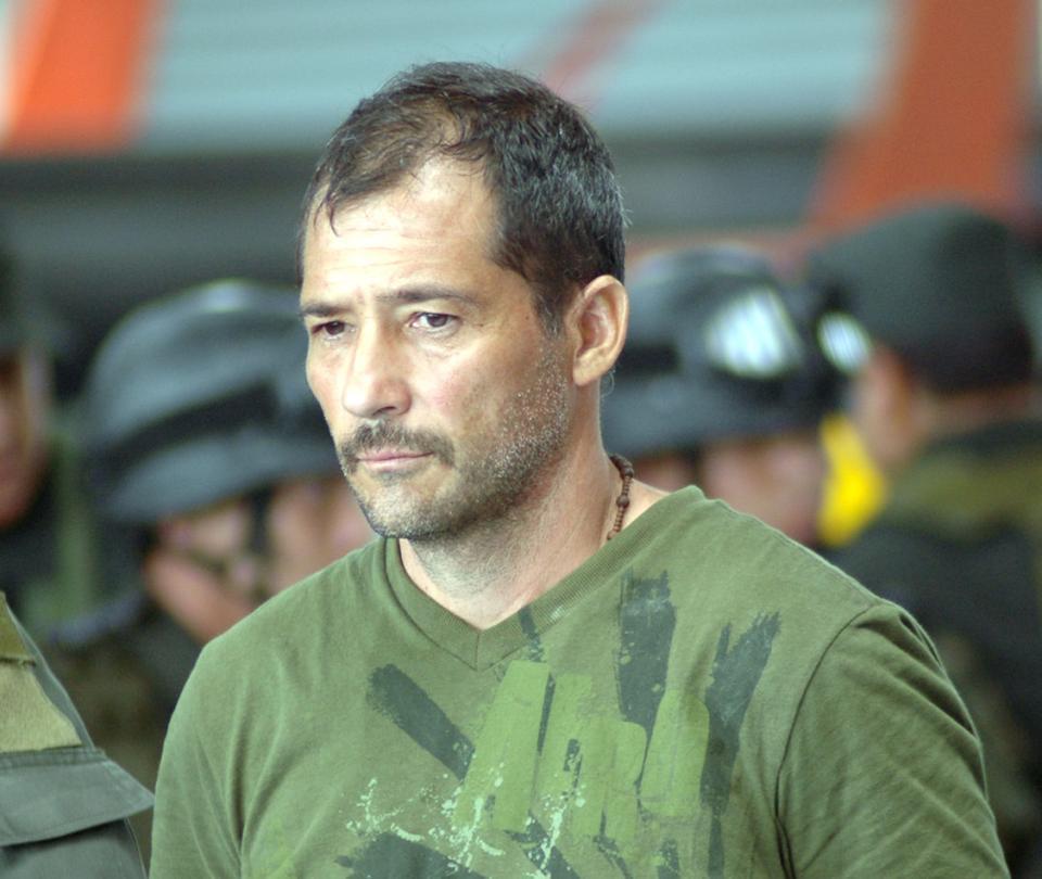 Capturan a magistrado de que habría beneficiado a 'narco'