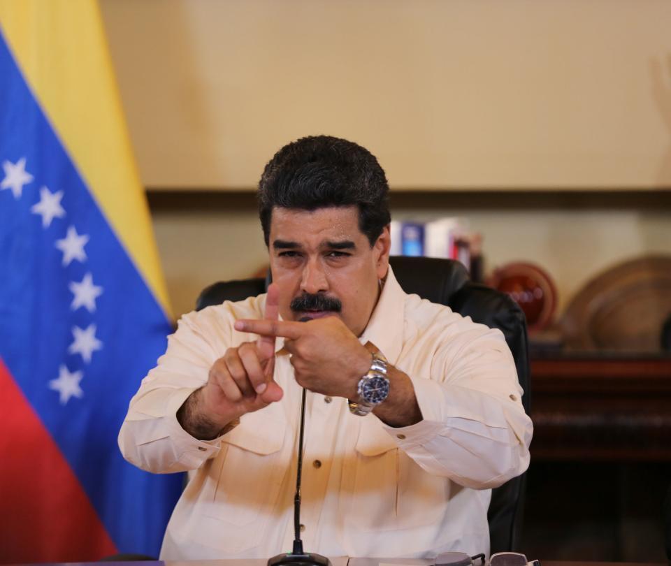 Confirman reunión entre delegación del gobierno de Maduro y oposición