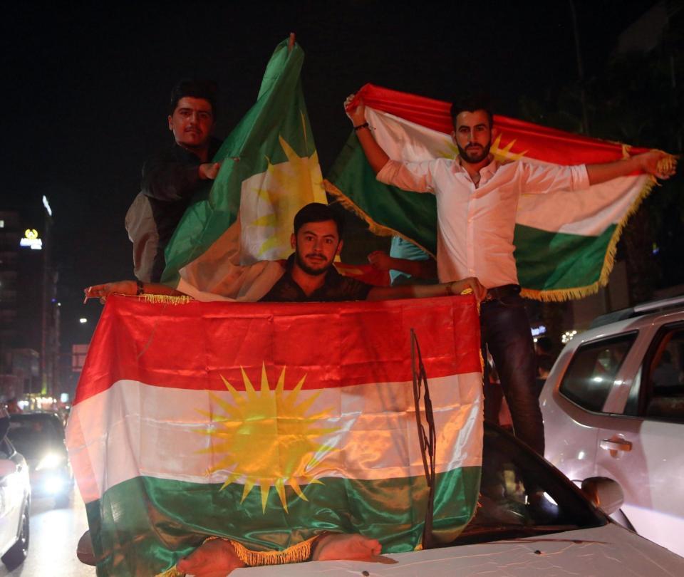 Irak se rehúsa a discutir la independencia kurda tras referendo