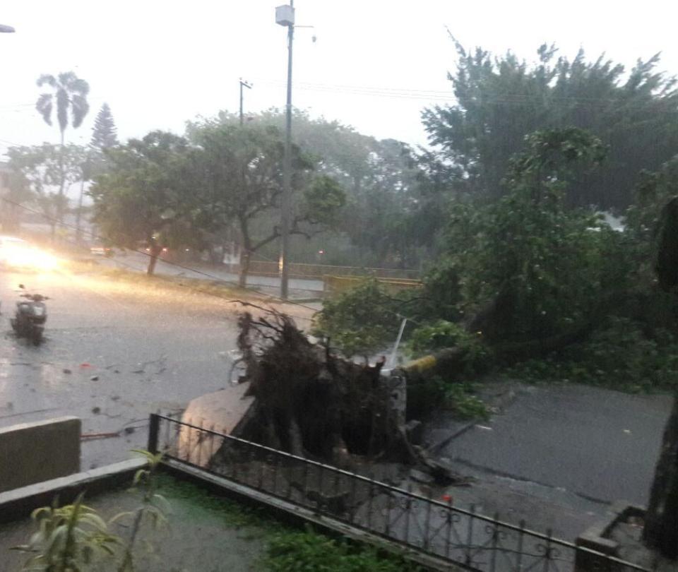 Fuertes lluvias ocasionaron inundaciones y derrumbes en Ibagué