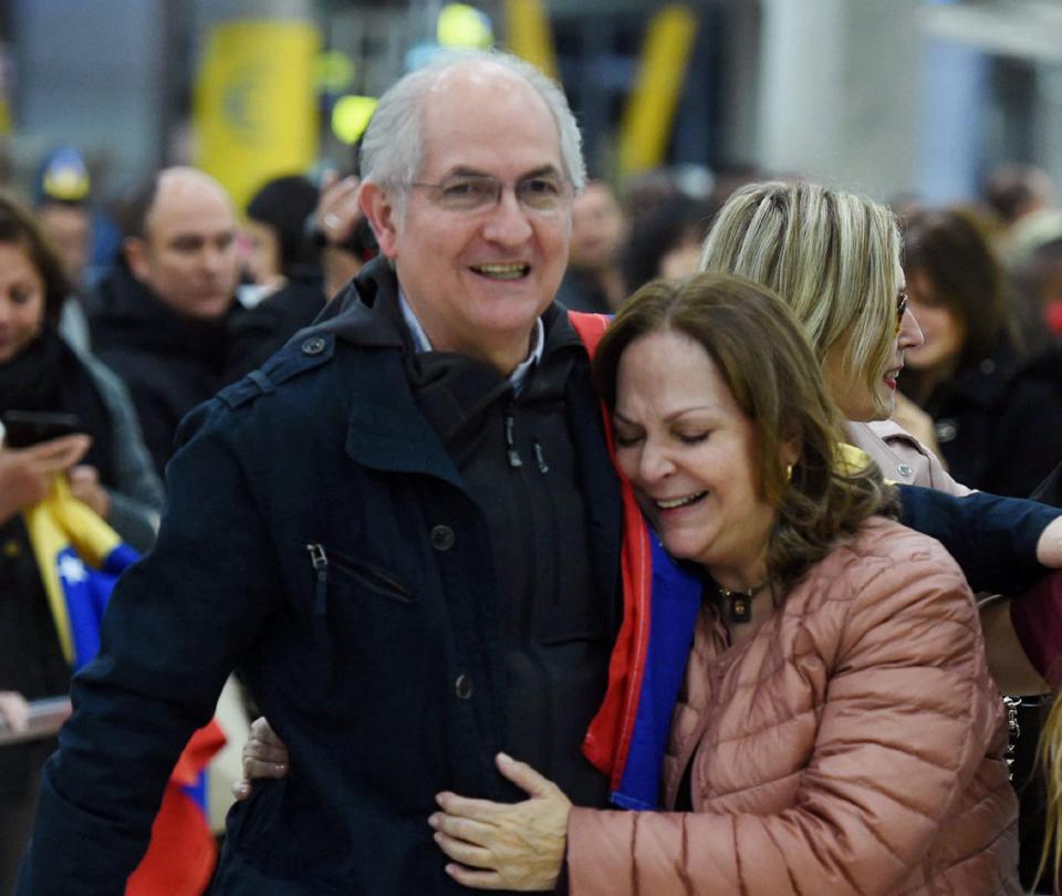 Para qué sirve la fuga del opositor Antonio Ledezma