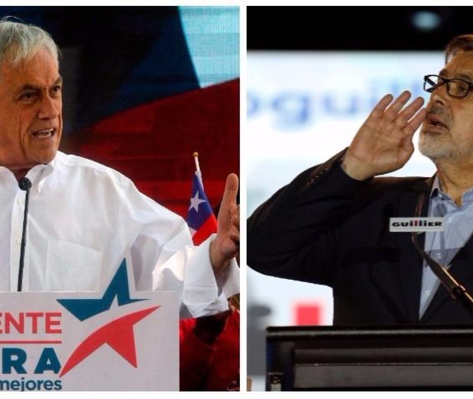 Los chilenos votan para suceder a Bachelet con Piñera de favorito