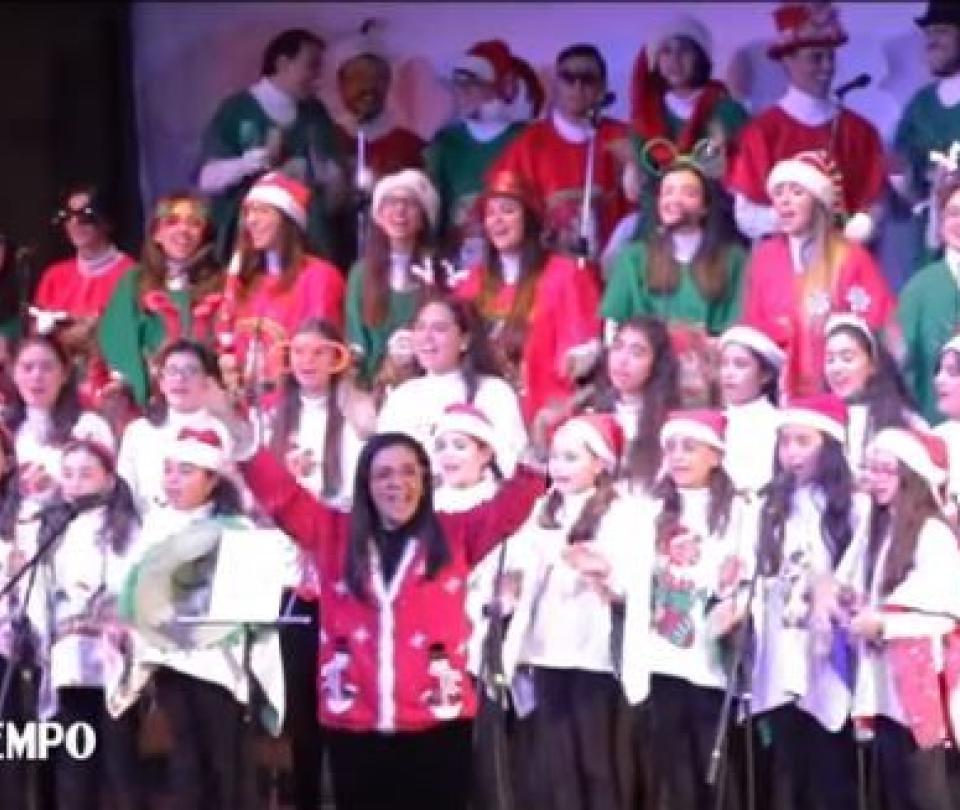 Una tradición navideña con el Coro Acuña