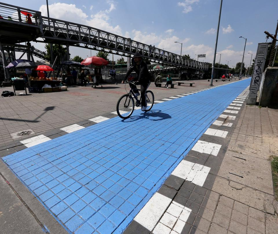 La apuesta es que Bogotá sea la capital mundial de la bicicleta