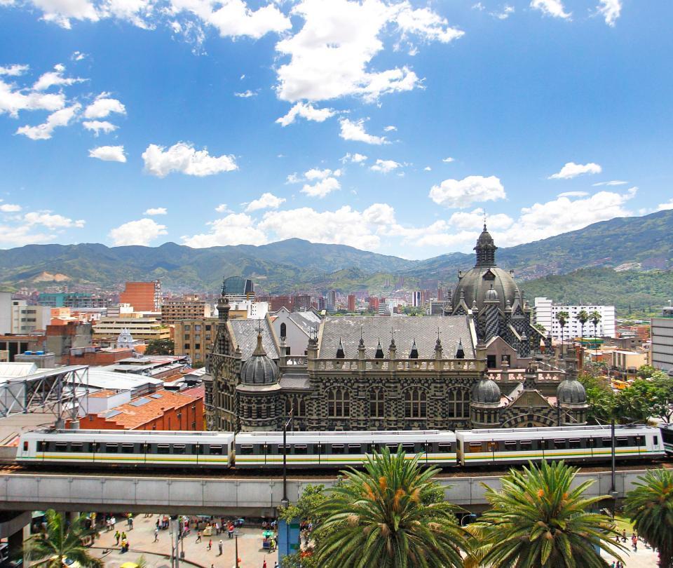 Medellín ganó premio como mejor destino turístico de Sudamérica
