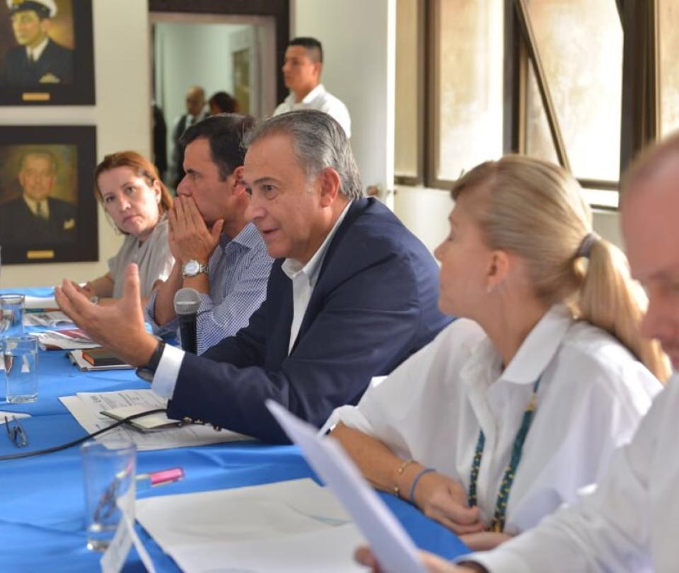 Vicepresidente presenta en Cali nuevo sistema de alertas para líderes