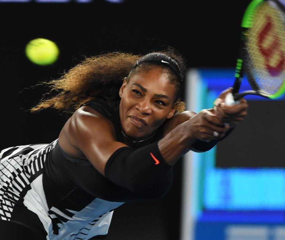 Serena Williams regresará a la competición en febrero, en la Fed Cup