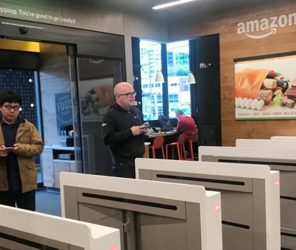 Amazon quiere que en 2021 haya 3.000 tiendas sin cajeros