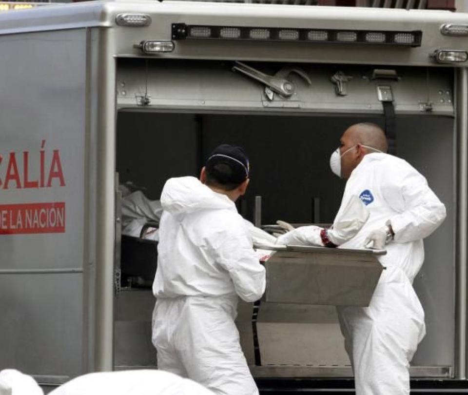 Enfermera muerta en Tolima habría sido estrangulada por desconocidos