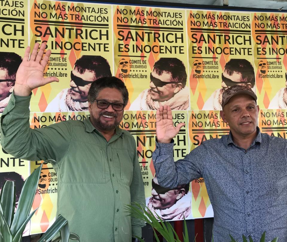 A Márquez y al 'Paisa' les suspenden el pago de las mesadas