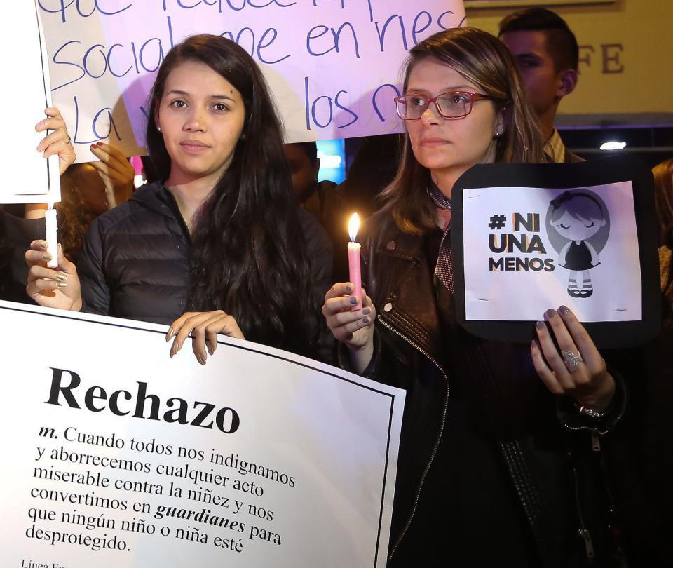 Dejan en libertad a madre de la niña que fue golpeada y abusada