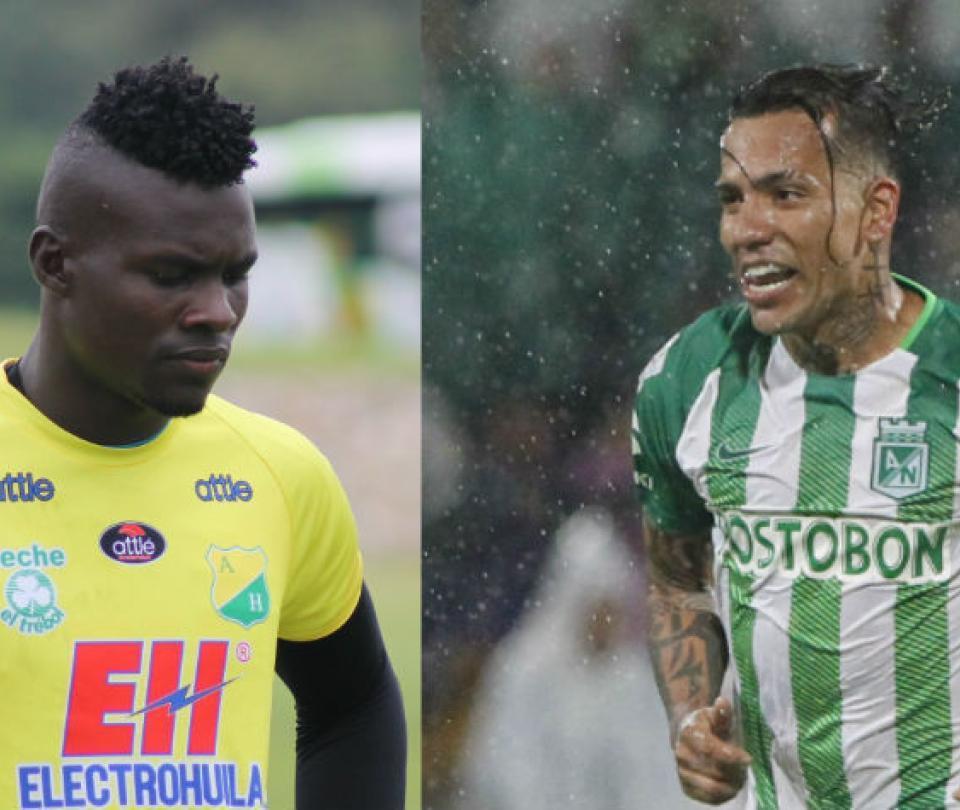 Nacional vs. Huila, la primera semifinal de la Liga en Colombia