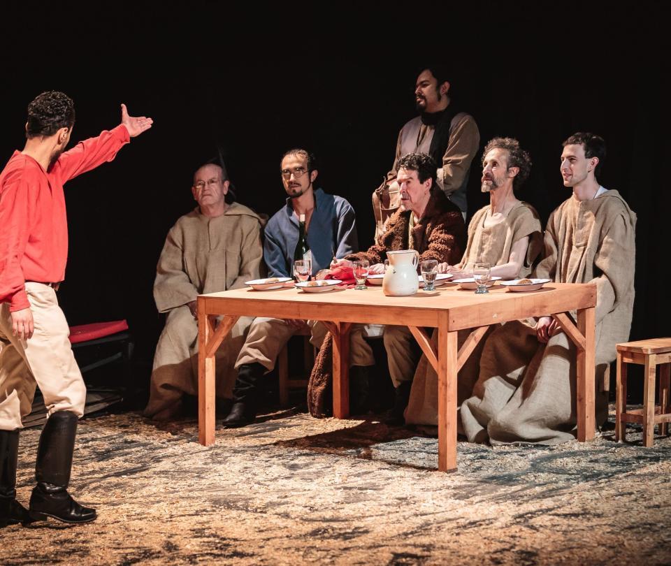 El Carmen de Viboral celebra nueva versión de festival de teatro