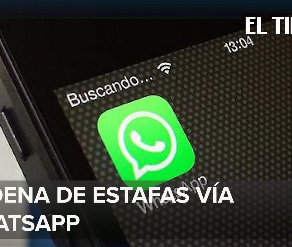 ¡Ojo con falso mensaje en WhatsApp que busca robar dinero!