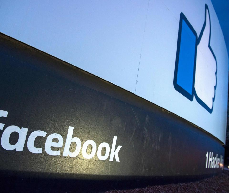 Facebook suspende a empresa analítica de EE. UU. por violar políticas