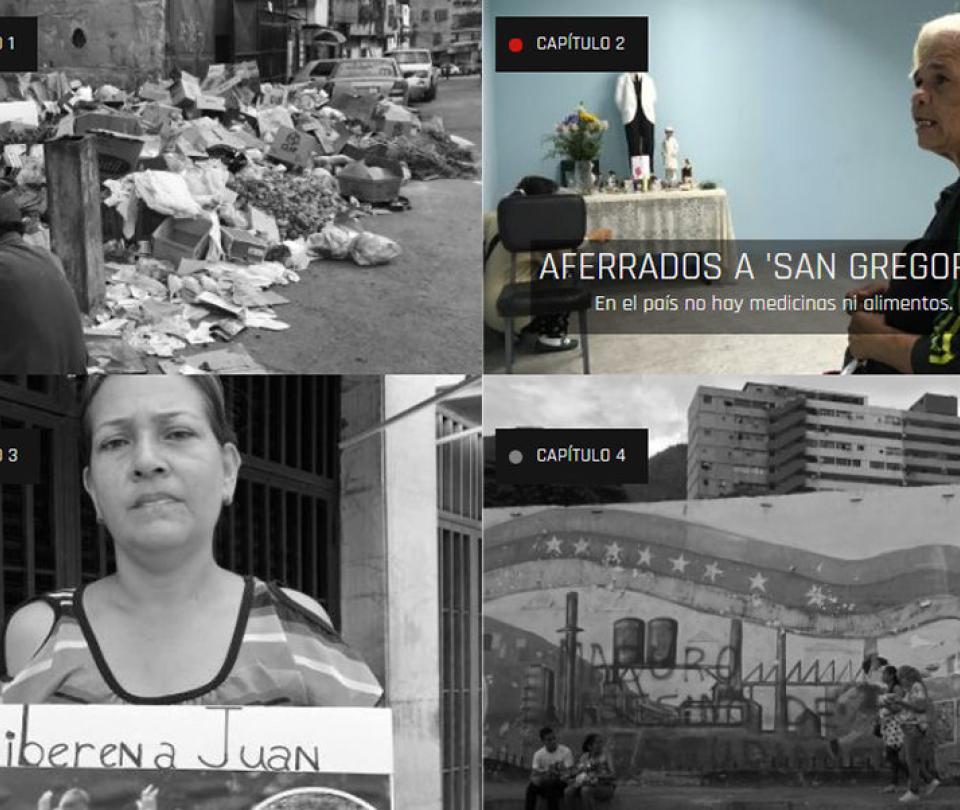 Caracas sin filtro
