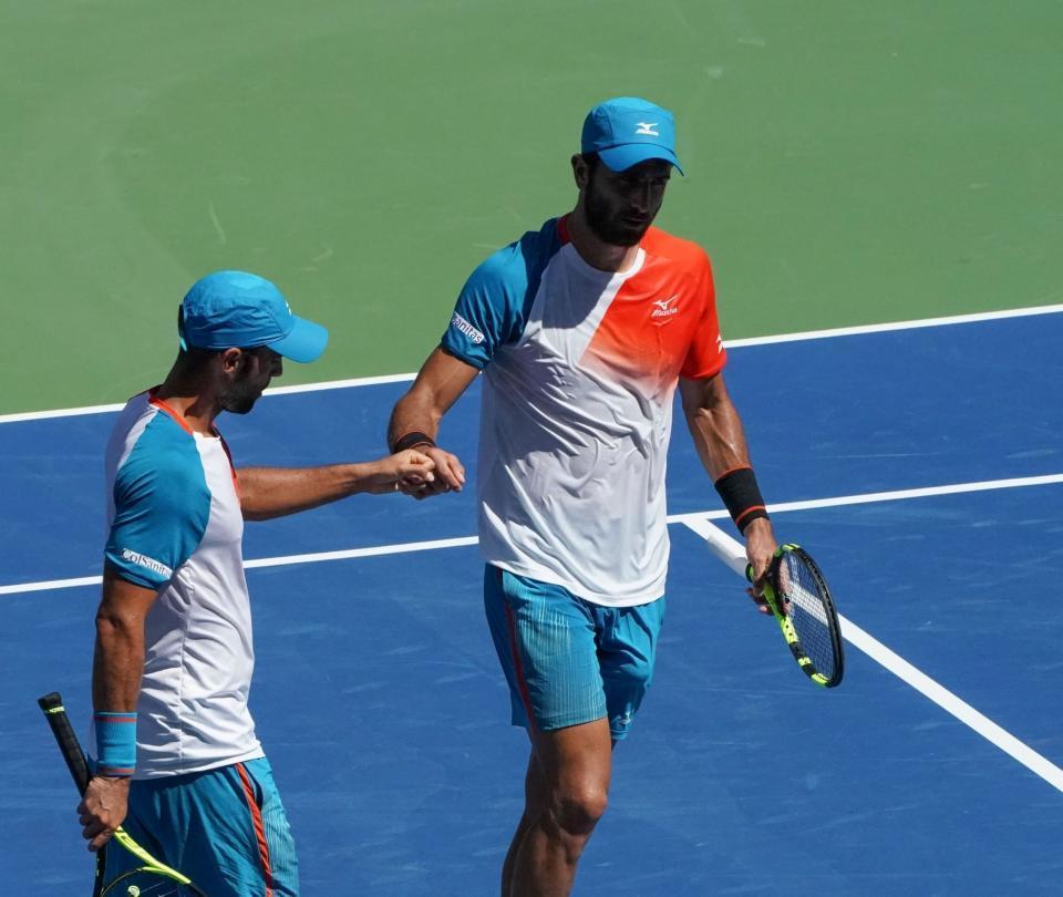 Cabal y Farah, derrotados en las semifinales del Masters de Shanghái