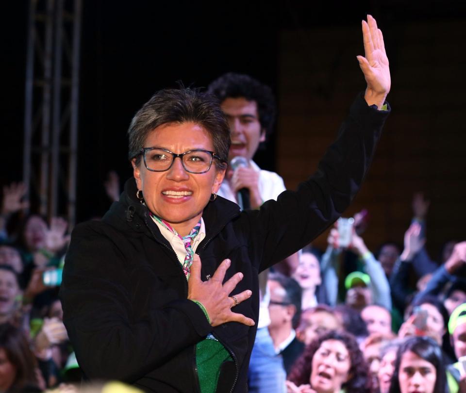 Juez ordena que Claudia López se retracte por Twitter