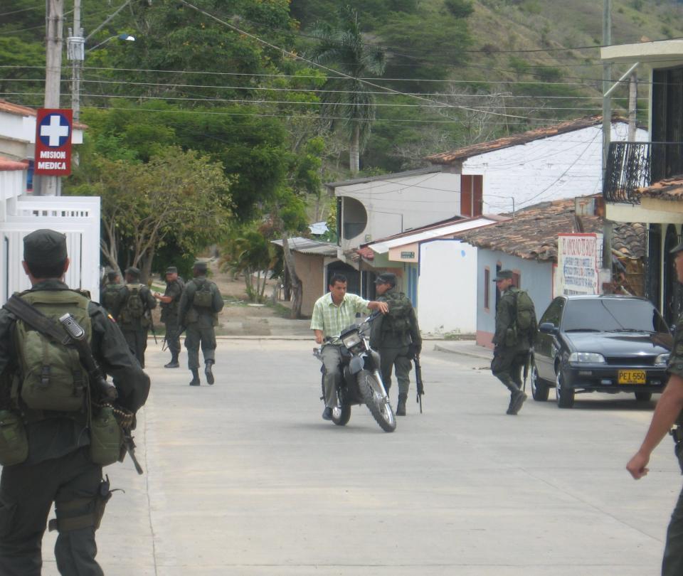 Asesinan a dos participantes de sustitución de coca en El Dovio