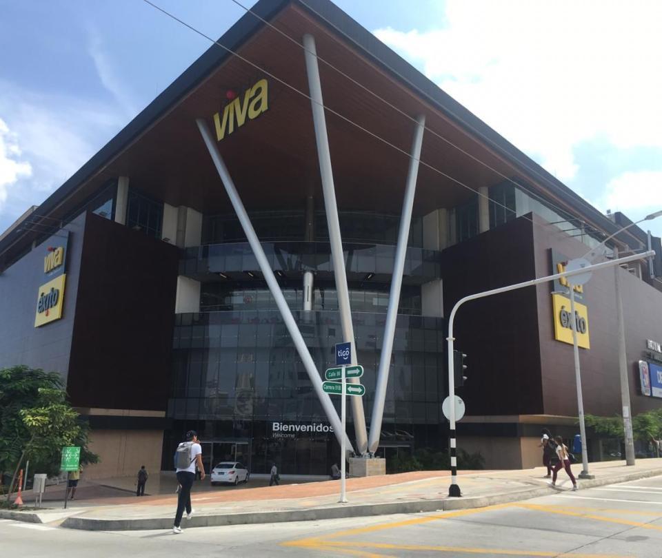 Se suicidó hombre en centro comercial de Barranquilla