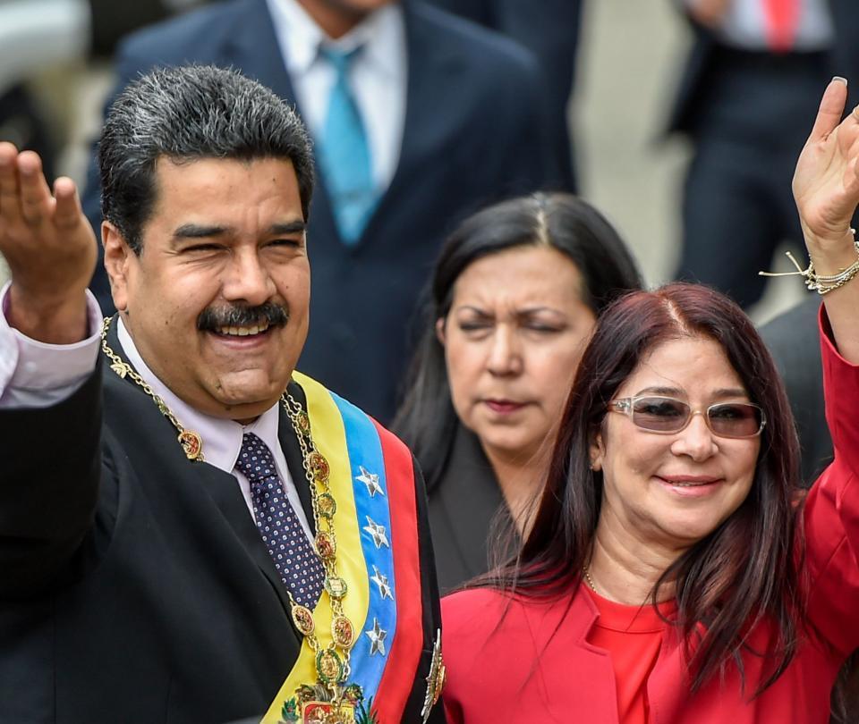 ¿Quién es Cilia Flores, la esposa de Maduro sancionada por EE. UU.?