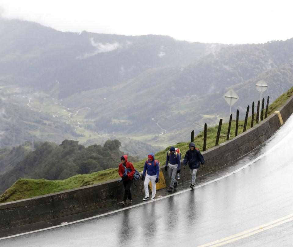 Cada día en Colombia son capturados 17 venezolanos